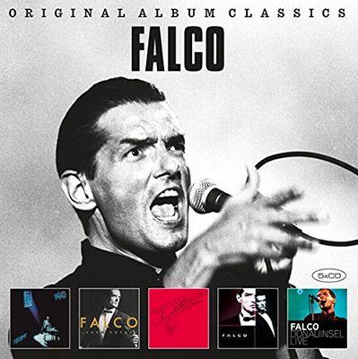 Falco Original Album Classics ab 9,99€ (statt 17€)