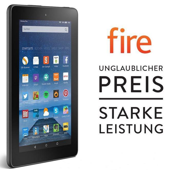 Kindle Fire   7 Zoll WLan Tablet für nur 49,99€