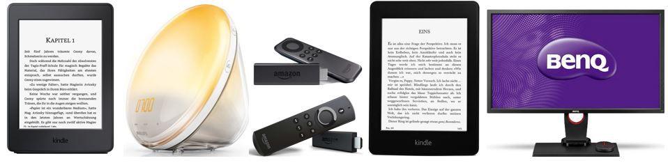 Alle 17 Amazon Last Minute Montags Tagesangebote in der Übersicht mit Preisvergleich