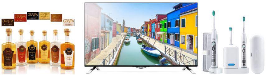Grappa eBay WOW Angebote, z.B. 60 Zoll Full HD LED TV Samsung für 777€ (Vergleich: 905€)