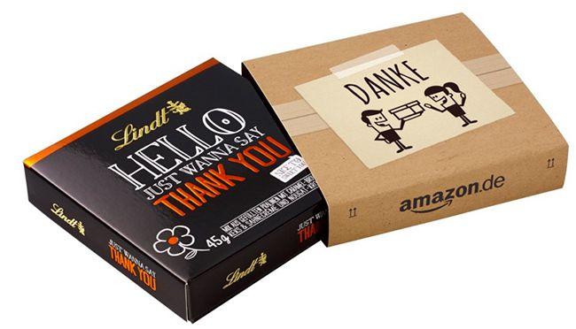 Gratis Lindt Pralinen zu jeder Amazon Bestellung   geht noch!