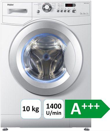 Haier HW 100 1479N Waschmaschine 10kg für 349€ (statt 529€)