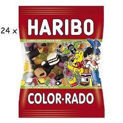 Haribo Color Rado Haribo Color Rado   24er Pack (24 x 100 g) für 11€ inkl. Versand