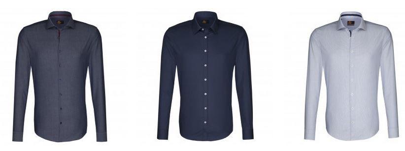 Seidensticker heute: mit 25% Rabatt auf nicht reduzierte Hemden & Co.