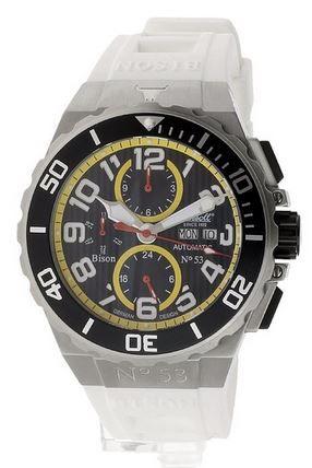 Ingersoll Ingersoll Bison No.53   Herren Automatik Uhr für 159€