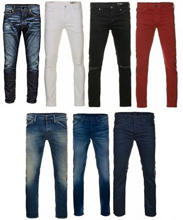 Jack Jones Jeans Jack & Jones Jeans für je 16,99€   einige Modelle!
