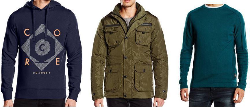 Jack und Jones Sale Jack & Jones bis zu 55% reduziert auf ausgwählte Herren Bekleidung
