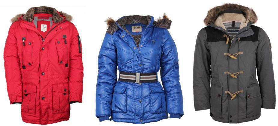 Marken Jacken mit bis zu 80% Rabatt   z.B. Marc OPolo Herren Jacke ab 13,99€