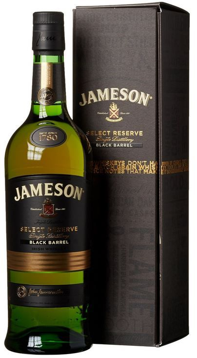 Jameson Select Reserve Black Barrel Jameson Select Reserve Black Barrel Irish Whiskey ab 24,89€