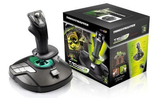 Thrustmaster T.16000M   PC Joystick ab 10€