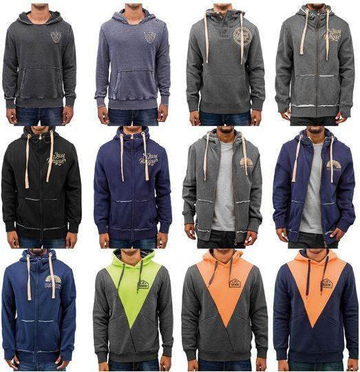 Just Rhyse Hoodies in verschiedenen Styles für 23,99€