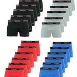 Kappa Monaco – 6er Pack Boxershorts je Set nur 19,99€ (statt 26€)