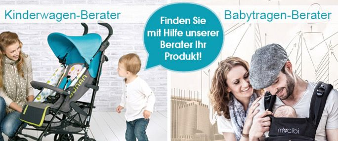 25€ Rabatt auf alle Kinderwagen ab 200€ bei Babymarkt
