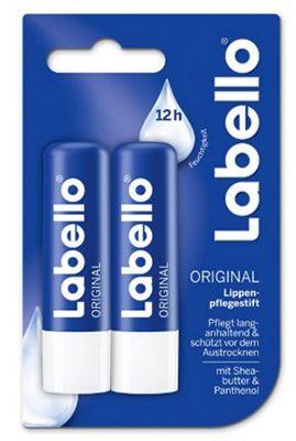 Labello Lippenpflege Schnell! 2 Stück Labello Lippenpflege für 0,88€