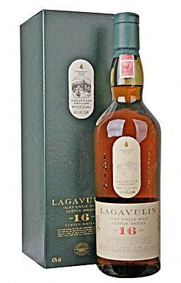Lagavulin Malt Whisky Lagavulin Malt Whisky 16 Jahre für 33€ (statt 52€)