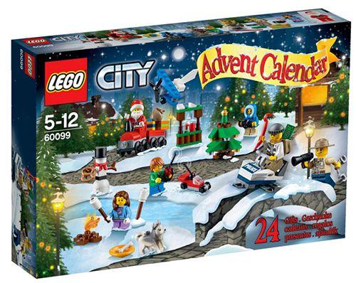 Lego City Adventskalender 2015 für 9,99€ (statt 21€)