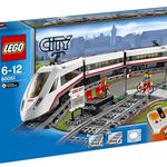 Lego City Hochgeschwindigkeitszug für 80,74€ (statt 93€)