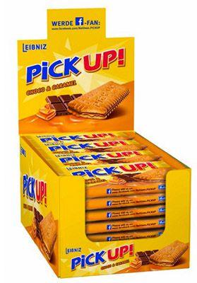 Leibniz PiCK UP! Choco & Caramel 24 Stück für 6€ (statt 11€)   Plus Produkt!