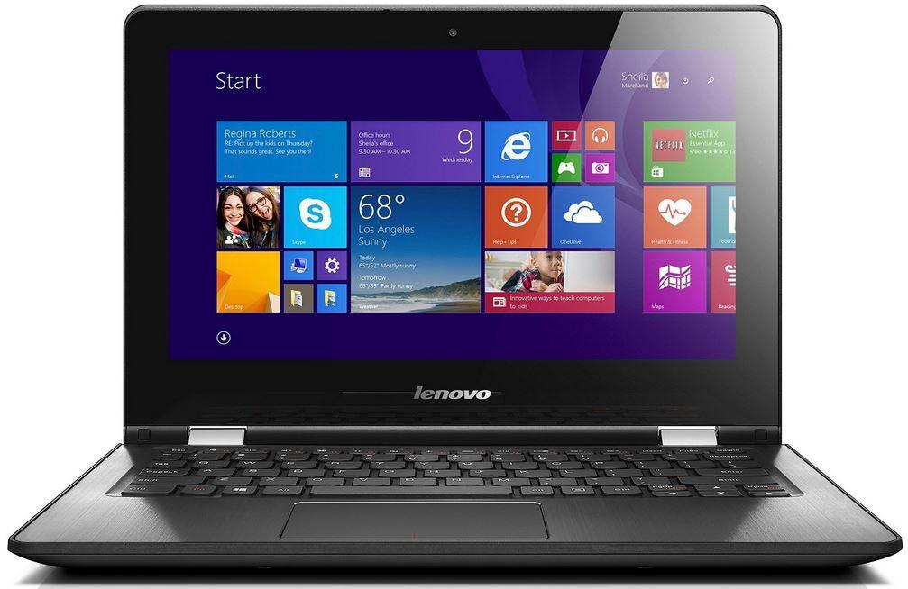 Lenovo YOGA 300   11,6 Convertible für nur 199€