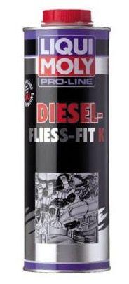 1 Liter Liqui Moly Pro Line Diesel Fliess Fit K Additiv für 8,90€ (statt 13€)