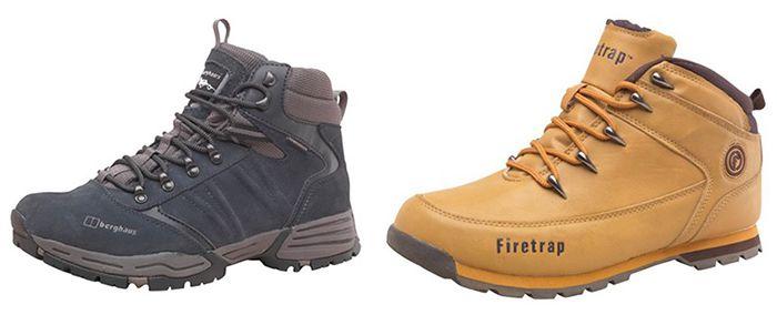 Mandmdirect Schuhe 20% Rabatt auf Schuhe bei Mandmdirect + VSK frei ab 60€