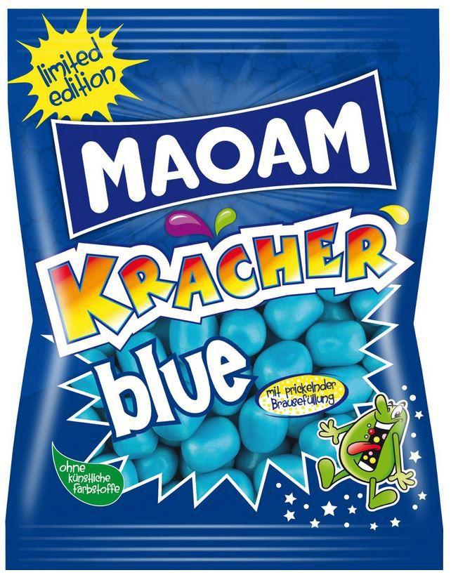 Maom Kracher Preisfehler? Maoam Kracher blue 6KG (30Beutel mit 200g) ab 11,80€