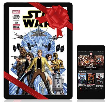 Kostenlos ! 1 Monat Marvel Unlimited gratis (17.000 Comics)