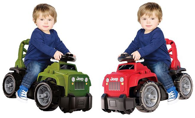 Mattel Mega Bloks Jeep ab 23€ (statt 41€)