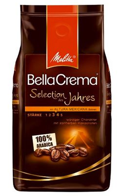 1kg Melitta BellaCrema Selection des Jahres 2015 ab 8,49€ (statt 15€)