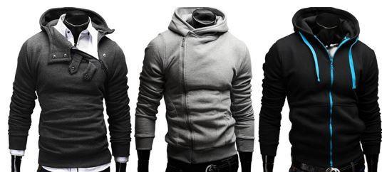Merish Herren Hoodies Merish Hoodies in verschiedenen Farben für je 19,90€   Update