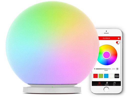 MiPow Playbulb Sphere MiPow Playbulb Sphere für 33€ (statt 50€)