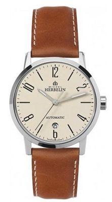 Michel herbelin City Automatic Herren Uhr für 503,95€ (statt 545€)