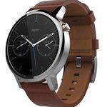 Motorola Moto 360 (2. Gen) Smartwatch für 223,86€ (statt 264€)