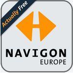 Gratis NAVIGON Europe – Android Navi App kostenlos