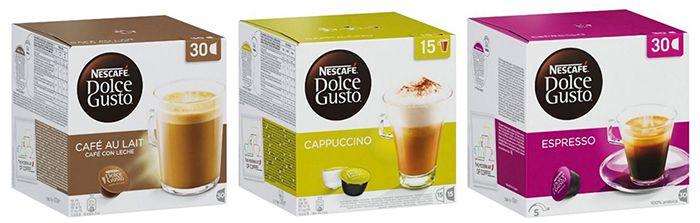 Nescafé Dolce Gusto 90 Kapseln ab 18,04€