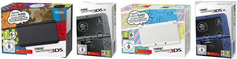 New Nintendo 3DS und XL + Power Adapter ab 149,97 €