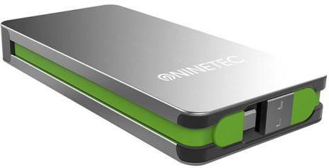 NINETEC NT 609 Powerbank mit 9.000mAh für 19,99€ (statt 30€)