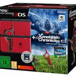 Nintendo New 3DS + Xenoblade Chronicles 3D Pack für 169,89€ (statt 221€)