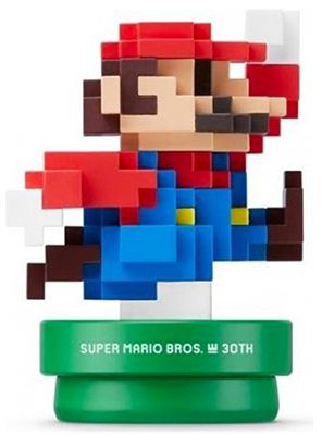 Nintendo amiibo Mario Nintendo amiibo Mario 30. Geburtstag für 11€ (statt 14€)