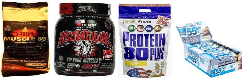 Nutrition Sportler Proteine stark reduziert nur heute bei Amazon