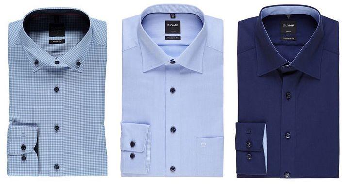 Olymp Hemden 30% Rabatt auf Olymp Hemden bei Engelhorn + 5€ Gutschein