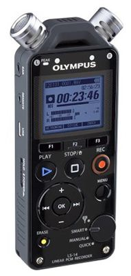 Olympus LS 14 Digitaler PCM Rekorder für 138€ (statt 175€)