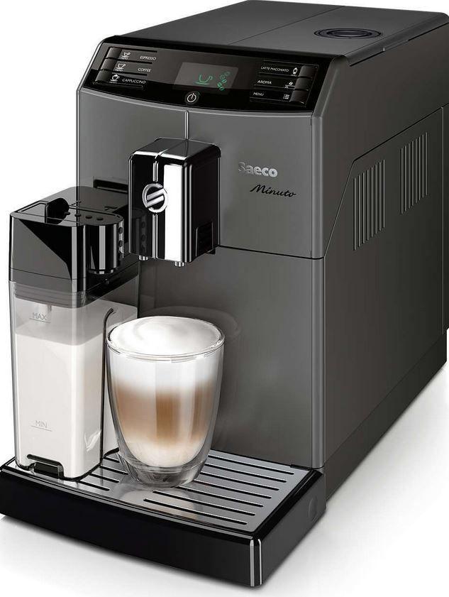 PHILIPS Saeco Minuto PHILIPS Saeco Minuto Kaffeevollautomat HD8867   B Ware statt 469€ für 259€
