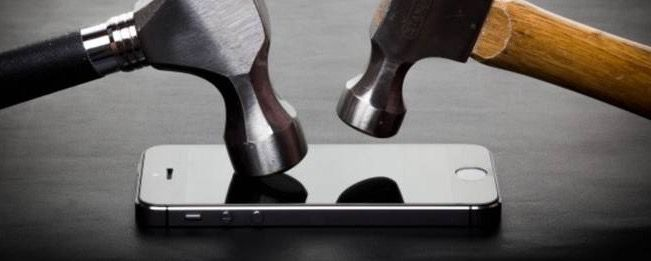 Panzerglasfolien für versch. Smartphones für je 3,95€