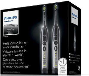 Philips Sonicare HX6912/51 FlexCare   Schallzahnbürste im Doppelpack für 95,90€ (statt 120€)