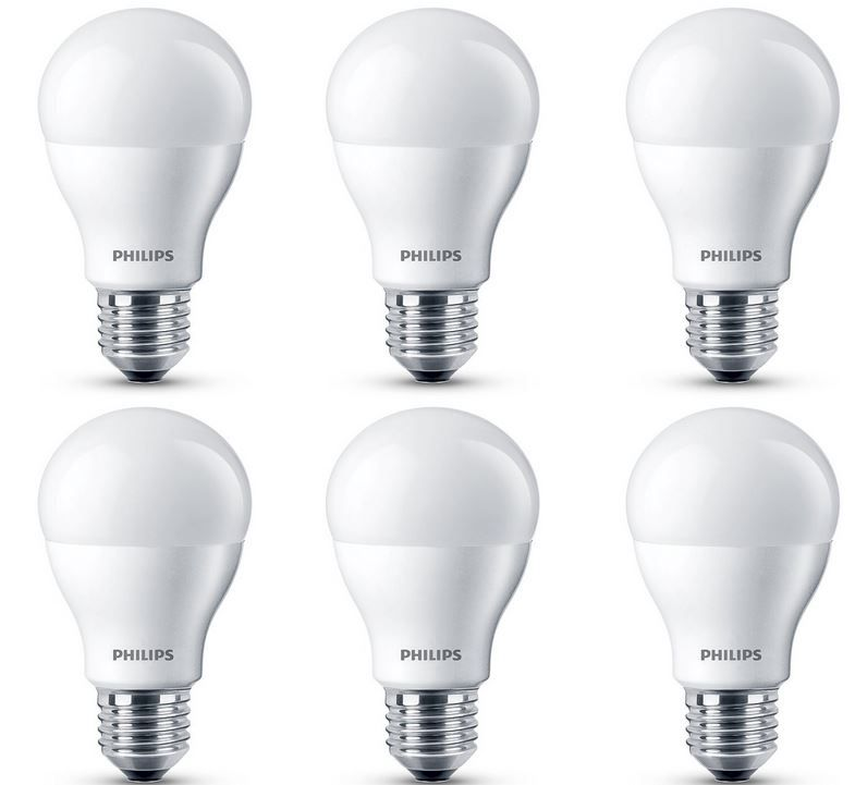 Philips LED Sale Philips LED Lampen als Amazon Tagesangebot mit guten Rabatten