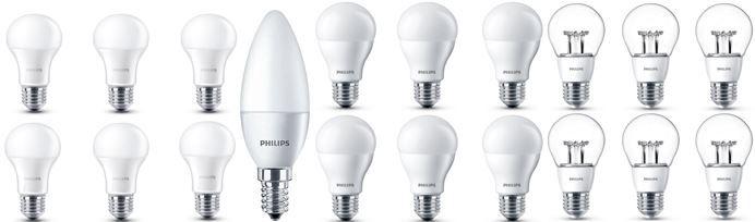 Philips LED Lampen als Amazon Tagesangebot mit guten Rabatten