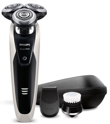 Philips S9090 Series 9000 Philips S9090/43 Series 9000 Nass  und Trockenrasierer im Set für 118,91€ (statt 150€)