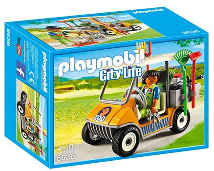 Playmobil City Life Zoofahrzeug ab 4,50€ (statt 12€)   Plus Produkt!