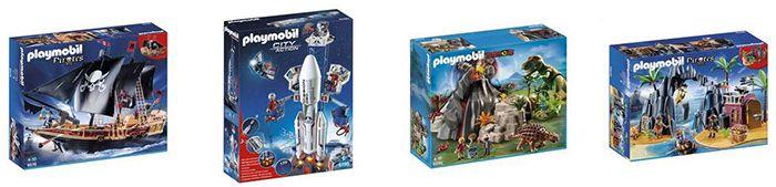 Playmobil mit 20% Rabatt bei der Galeria Kaufhof